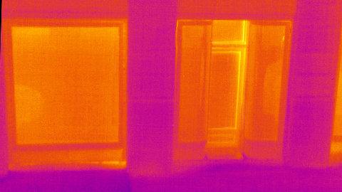 Letecká termovizní měření - zima 2015/2016